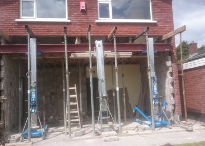 Building Work In Progress by Kelly Bros Builders