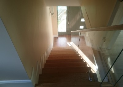 Hallway Build by Kelly Bros Builder (view 2)
