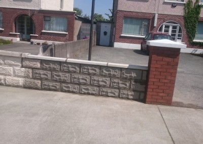 better built Dublin Wall