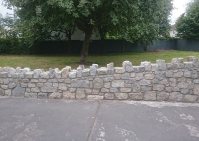Dublin Wall - Kelly Bros Builders